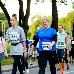 Tallinna Sügisjooks - Anita Teearu (10496), Triin Tommingas (10963), Saskia Kallas (11364)