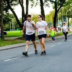 Tallinna Sügisjooks - Benoit Grosperrin (9369), Marie Chifflet (9370), Natalia Kookmaa (10306)