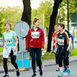 Tallinna Sügisjooks - Gunnel Svensson (1791), Agneta Jessen Winbo (9180), Rena Safarova (9368)