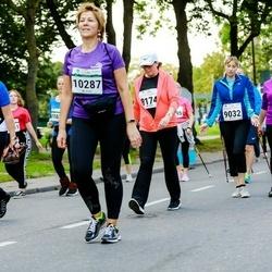 Tallinna Sügisjooks - Helle Roopere (8067), Anneli Rumm (8174), Irina Pintman (8846), Anastassia Samsonova (9032), Tiina Agusalu (10287)