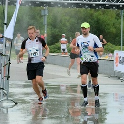 Tallinna Maraton - Rein Raikna (1195), Anders Eensalu (2147)