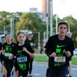 Nike Noortejooks (We Run Tallinn) - Armin Schütz (415), Trevon Patrick Pappel (1482)