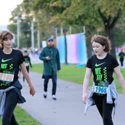Nike Noortejooks (We Run Tallinn) - Annika Rasmussen (1965), Mila Widmann (3103)