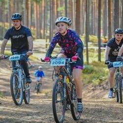 20. Jõulumäe Rattamaraton - Merili Eenraid (2094), Toomas Jaska (2543), Rait Helü (2546), Hendrik Soopalu (2552)
