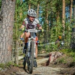 20. Jõulumäe Rattamaraton - Greg-Emil Pärn (2081)