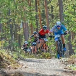 20. Jõulumäe Rattamaraton - Joonas Maanurm (15), Martin Parv (17), Henrik Kivilo (33)