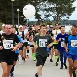 Tallinna Maraton - Aarne Nõmberg (644), Javier Sanz Montero (838), Alan Paas (1012)