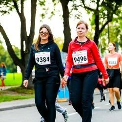 Tallinna Sügisjooks - Mari Vaus (9384), Aet Viispert (9496)