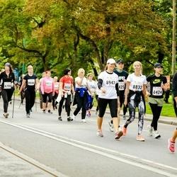 Tallinna Sügisjooks - Kaja Mander (8036), Anne Tafinova (8294), Weinung Lee (8424), Aet Kruusimägi (8799), Ragna Raik (8832), Eha Pank (8947)