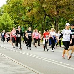 Tallinna Sügisjooks - Kaja Mander (8036), Eda Heinla (8676), Aet Kruusimägi (8799), Maile Lilletai (8946)