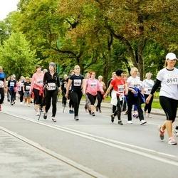 Tallinna Sügisjooks - Kaja Mander (8036), Eda Heinla (8676), Aet Kruusimägi (8799), Maile Lilletai (8946), Erik Ilves (10361)