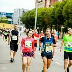 Tallinna Maraton - Oleksandr Radchenko (270), Anatoliy Andreev (651), Iuliia Gladkova (2126)