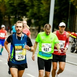 Tallinna Maraton - Anatoliy Andreev (651), Juris Keišs (2185)