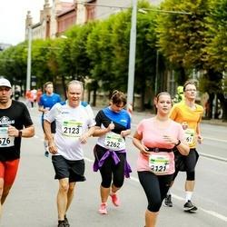 Tallinna Maraton - Kirsi Lamminen (2121), Juha Lemström (2123), Priit Remmelgas (2261), Anna Remmelgas (2262)