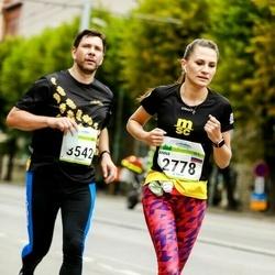 Tallinna Maraton - Anna Borisova (2778), Argo Vessmann (3542)