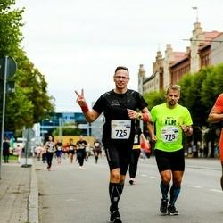 Tallinna Maraton - Olev Vahemaa (725), Aimar Liiver (775)