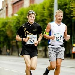 Tallinna Maraton - Carl-Hans Sammel (924), Yürjo Salla (1929)