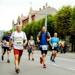 Tallinna Maraton - Elmars Olsteins (1000), Kalle Ahola (1321), Ago Siidok (3650)