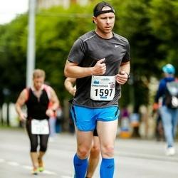 Tallinna Maraton - Christopher Bender (1597)