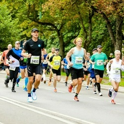 Tallinna Maraton - Mallor Malmre (53), Maie Kuusik (59), Ismo Risku (223), Sven Freiberg (3446), Artur Praun (3452)