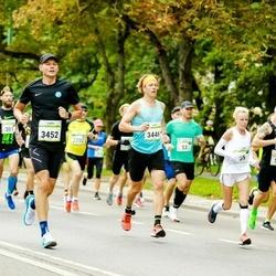 Tallinna Maraton - Sven Freiberg (3446), Artur Praun (3452)