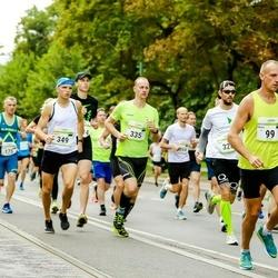 Tallinna Maraton - Kristo Kokk (99), Erki Salk (335), Anna Naumova (2270)
