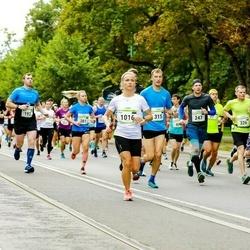 Tallinna Maraton - Ragnar Jõgi (247), Mart Kelk (315), Alexander Shagov (326), Piret Altosaar (1016), Joachim Wunsch (3855)