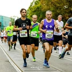 Tallinna Maraton - Björn Puna (364), Mehdi Kadiri Hassani (399), Mariano Rodriguez (433), Amine Laghzaoui (606)