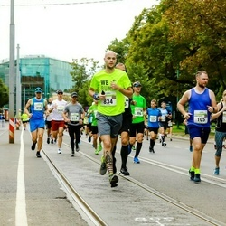 Tallinna Maraton - Konstantin Ozerov (105), Annika Rand (733), Oskars Goba (834)