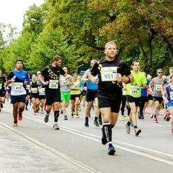 Tallinna Maraton - Kristo Fedoritš (333), Adam Dahak (419), Irina Ianiushkina (583), Jaan Kostjukov (749)