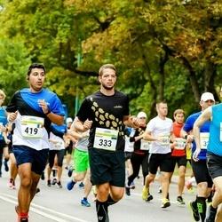 Tallinna Maraton - Kristo Fedoritš (333), Adam Dahak (419)