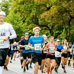 Tallinna Maraton - Tuomas Risku (512), Arto Tõnnis (519), Eike Laas (938), Iveta Suvorova (2918)