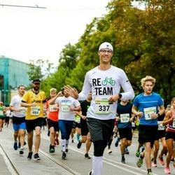Tallinna Maraton - Arlyn Mitt (337), Tuomas Risku (512)