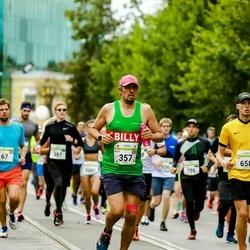 Tallinna Maraton - Billy Morton (357)