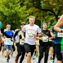 Tallinna Maraton - Egert Akenpärg (334), Aleksei Gilfanov (668)