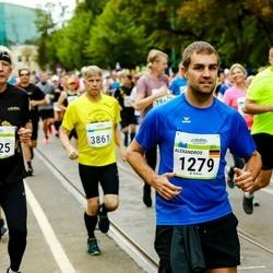 Tallinna Maraton - Alexandros Parassidis (1279), Adriaan Bakker (3325)
