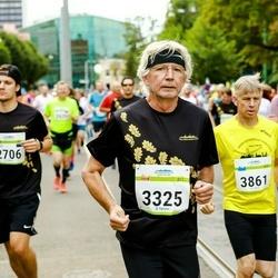 Tallinna Maraton - Adriaan Bakker (3325), Esko Turunen (3861)
