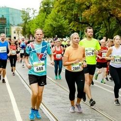 Tallinna Maraton - Maarek Pajur (688), Melissa Tuuling (2478), Ander Avila (2479), Ly Pajur (2801)
