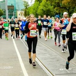 Tallinna Maraton - Anna Frank-Viron (2019), Kairi Pihlak (2306)