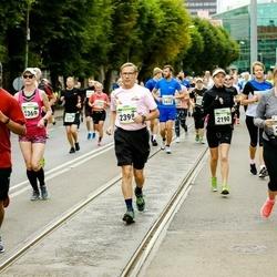 Tallinna Maraton - Alena Flik (2190), Mirja Murumaa (2323), Iikka Keskitalo (2398), Anna-Liisa Pärnalaas (3140), Vishal Desai (3493)