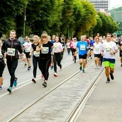 Tallinna Maraton - Jane Griffin (1201), Manuel Olthoff (2093), Kaarel Tõll (3047), Kadri Koor (3238), Anna Zakharova (3621)