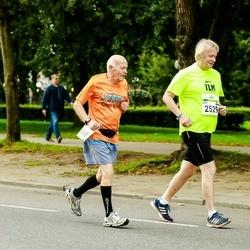 Tallinna Maraton - Arto Suninen (2529), Kingsley Starling (3644)