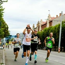 Tallinna Maraton - Renee Kulbas (170), Björn Puna (364), Risto Pärnapuu (383)