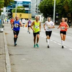 Tallinna Maraton - Ingmar Vutt (82), Kristo Kokk (99), Igor Morozov (218), Bret Schär (3459)