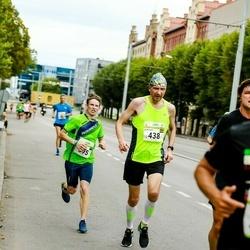 Tallinna Maraton - Endre Varik (395), Guntars Revelins (438)