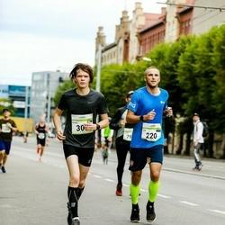 Tallinna Maraton - Jan Demidovits (220), Artemi Kurski (307)