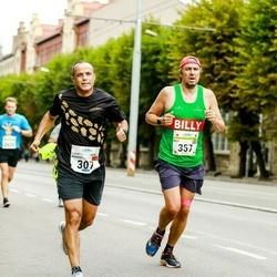 Tallinna Maraton - Abdellah Lakhdar (307), Billy Morton (357)