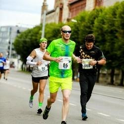 Tallinna Maraton - Ragnar Virma (86), Aleksei Gilfanov (668)