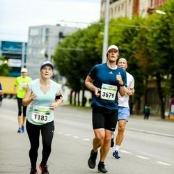 Tallinna Maraton - Maarja Maanso (1183), Aarne Vasarik (3679)
