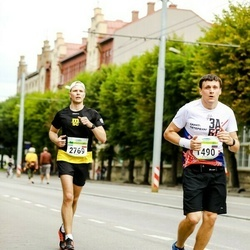 Tallinna Maraton - Artem Petrov (1490), Adam Konikiewicz (2769)
